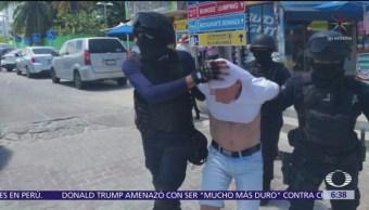 Detienen en México a ciudadano israelí prófugo