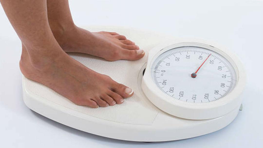 perdida de peso caricatura