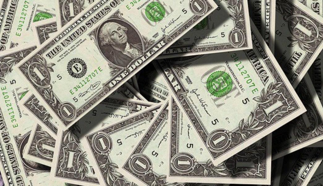 Foto: Dólares estadounidenses, 15 de julio de 2019, México