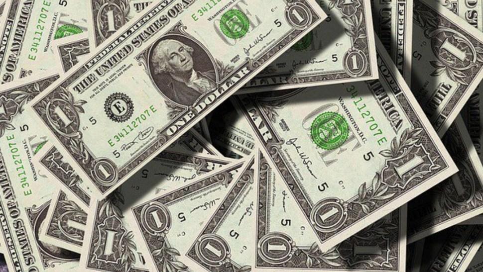 Foto: Dólares estadounidenses, 1 de julio de 2019