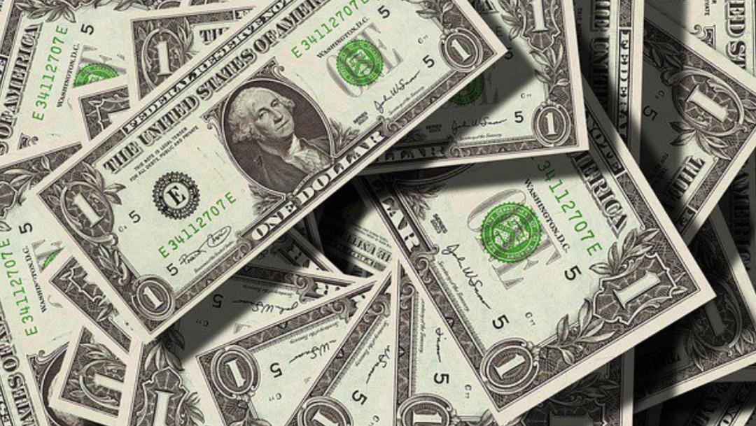 Foto: Dólares estadounidenses