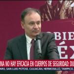 Durazo: No hay modificaciones en los requisitos para acceder a la Guardia Nacional