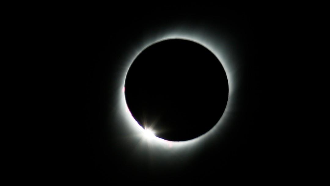 Foto: Eclipse de Sol en América del Sur, 2 de julio