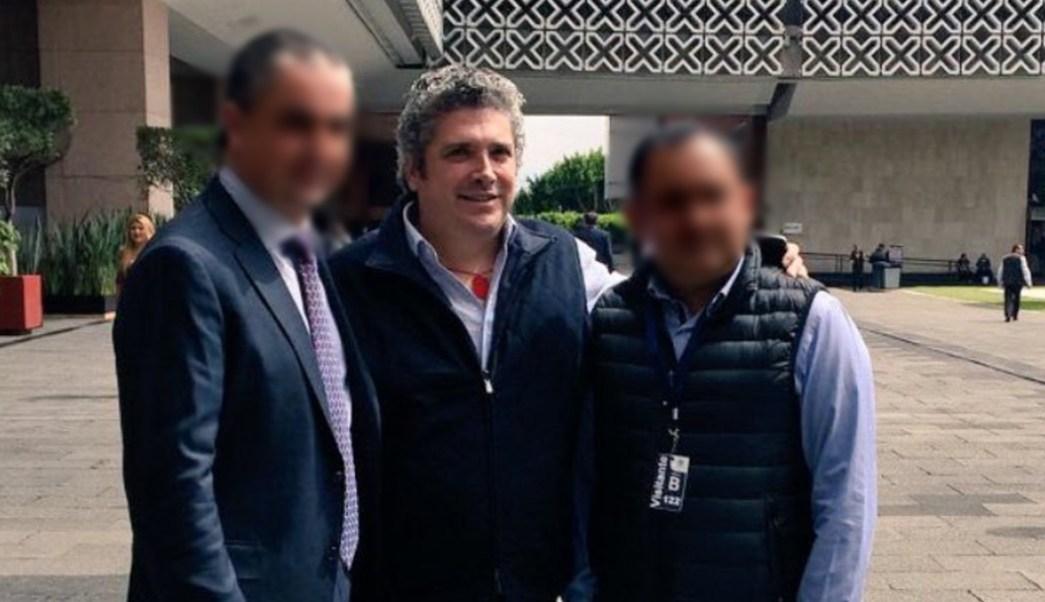 Édgar Spinoso Carrera, exdiputado federal de veracruz