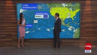 El clima internacional en Expreso del 15 de julio del 2019