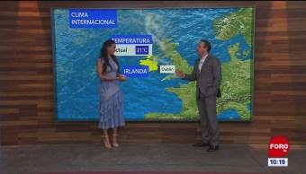 El clima internacional en Expreso del 16 de julio del 2019