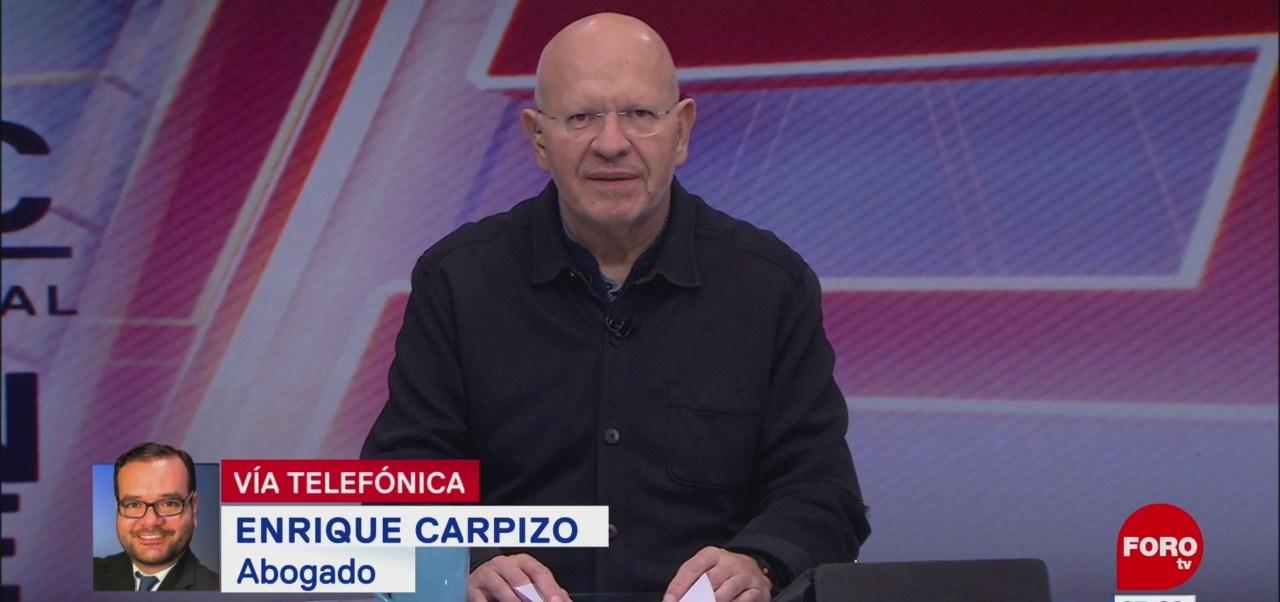 Elementos de la Policía Federal buscarán hablar con AMLO, dice abogado Carpizo