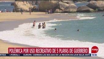 Foto: Playas Acapulco Guerrero Bacteria Fecal 8 Julio 2019
