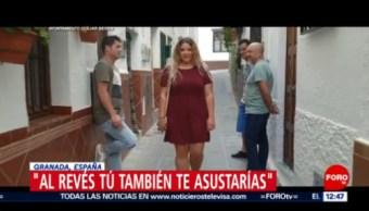 En España, lanzan campaña contra acoso callejero
