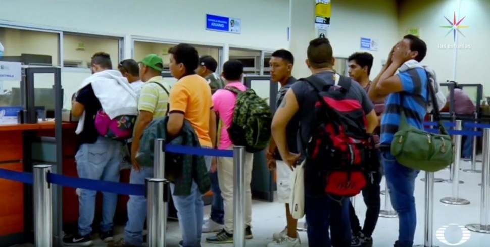 Foto Migrantes pagan hasta 25 mil dólares por documentos falsos 4 julio 2019