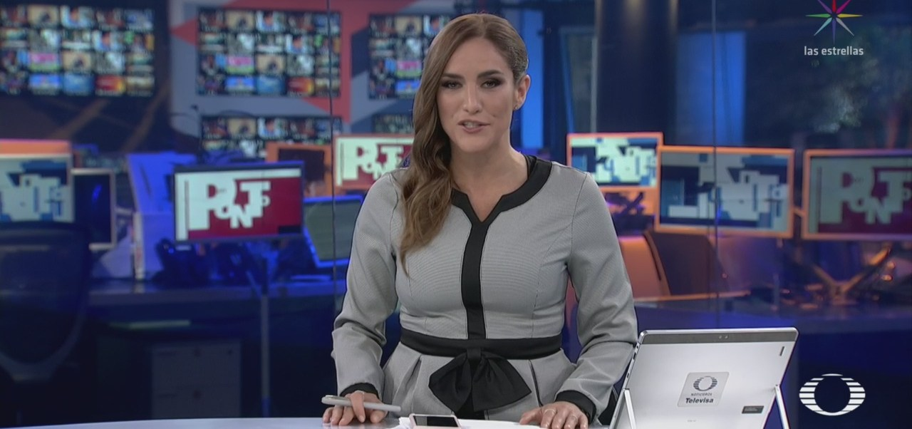 Foto: En Punto Denise Maerker Televisa 15 Julio 2019