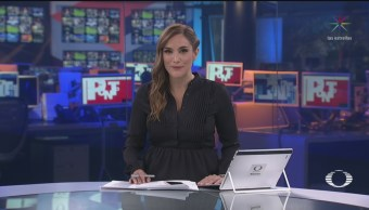 Foto: En Punto Denise Maerker Televisa 23 Julio 2019