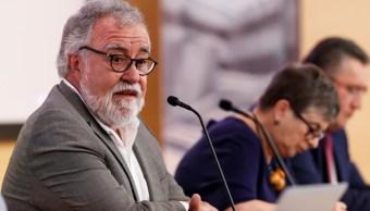 """Foto: La CNDH tiene en revisión la """"Ley Bonilla"""",""""Ley Nacional de Extinción de Dominio"""", """"Ley Garrote"""", 30 de julio de 2019 (EFE)"""