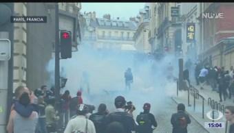 Así transcurrió el Día Nacional de Francia