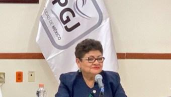 FOTO Investigación contra exfuncionarios CDMX no es cacería de brujas, dice Ernestina Godoy (Twitter)