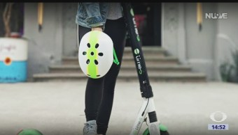 FOTO: Es necesario regular las bicicletas sin anclaje y monopatines