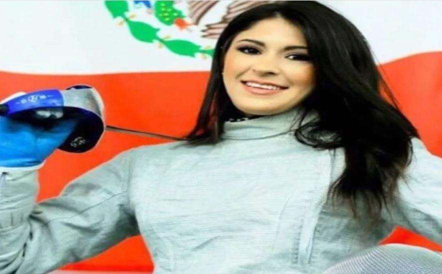 Paola Pliego, atleta que dejó de ser mexicana