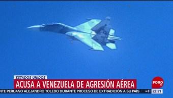 FOTO: Estados Unidos acusa a Venezuela de agresión aérea, 21 Julio 2019