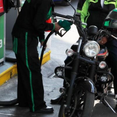 Disminuye estímulo fiscal para gasolinas y diesel