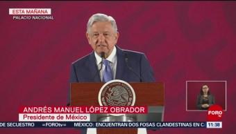 'Estoy muy bien', asegura López Obrador sobre su estado de salud