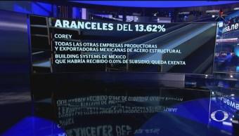 Foto: Eu Anuncia Aranceles Acero México China Canadá 8 Julio 2019