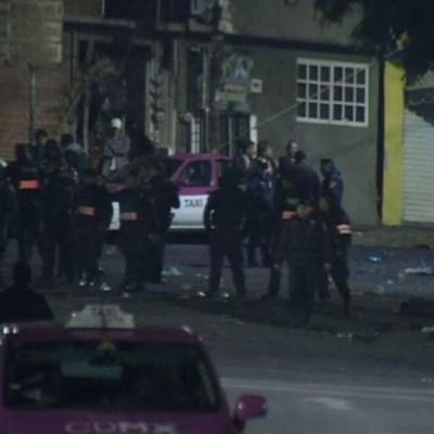 Balacera en una fiesta en CDMX causa un muerto y 7 heridos