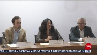 Florencia Serranía explica obras de mantenimiento en Línea 3 del Metro CDMX