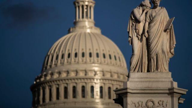 Foto: Sede del Congreso de Estados Unidos. El 22 de marzo de 2019