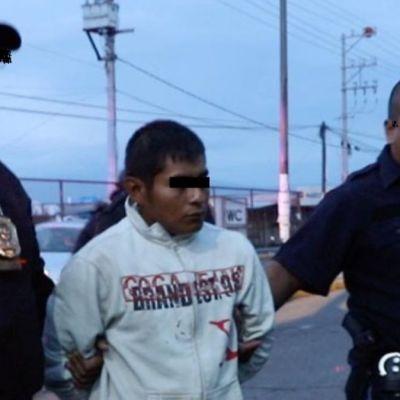 Detienen en Chalco a presunto violador serial de niños