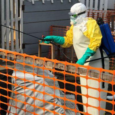 Confirman segundo caso de ébola en una de las ciudades más grandes del Congo