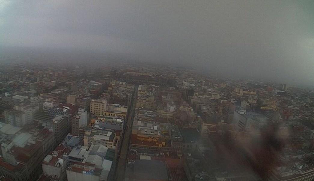 Foto: Lluvia en la zona centro de la Ciudad de México. El 8 de julio de 2019