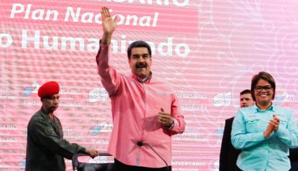 Foto: Nicolás Maduro, presidente de Venezuela. El 18 de julio de 2019