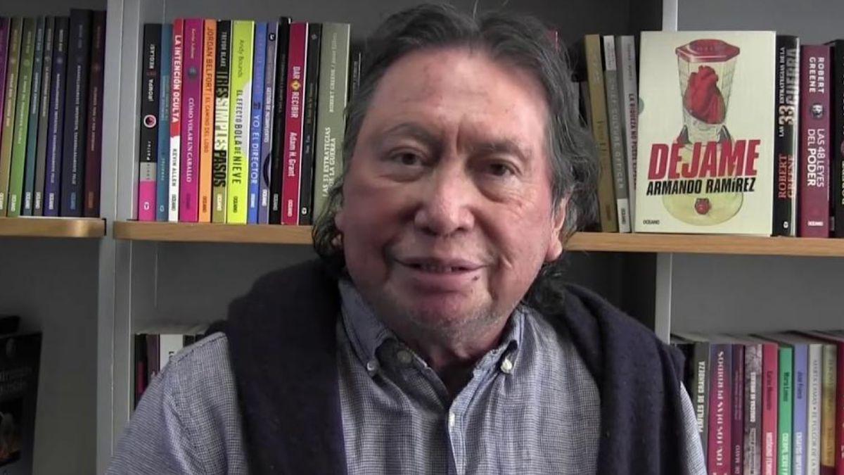 """Foto: Armando Ramírez Rodríguez fue colaborador del programa """"Matutino Express"""", ahora """"Expreso de la Mañana"""", conducido por Esteban Arce"""