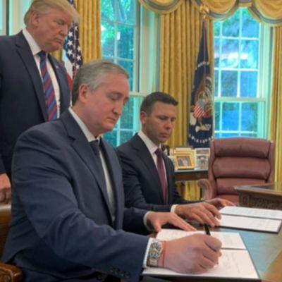 Estados Unidos y Guatemala firman acuerdo de 'tercer país seguro'