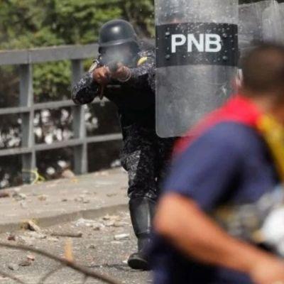 Venezolano queda ciego después que policías le dispararon en la cara