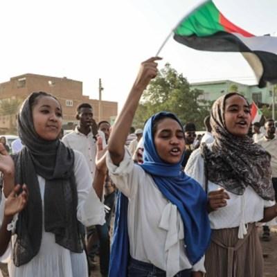 Oposición cancela marchas ante pacto final de transición en Sudán