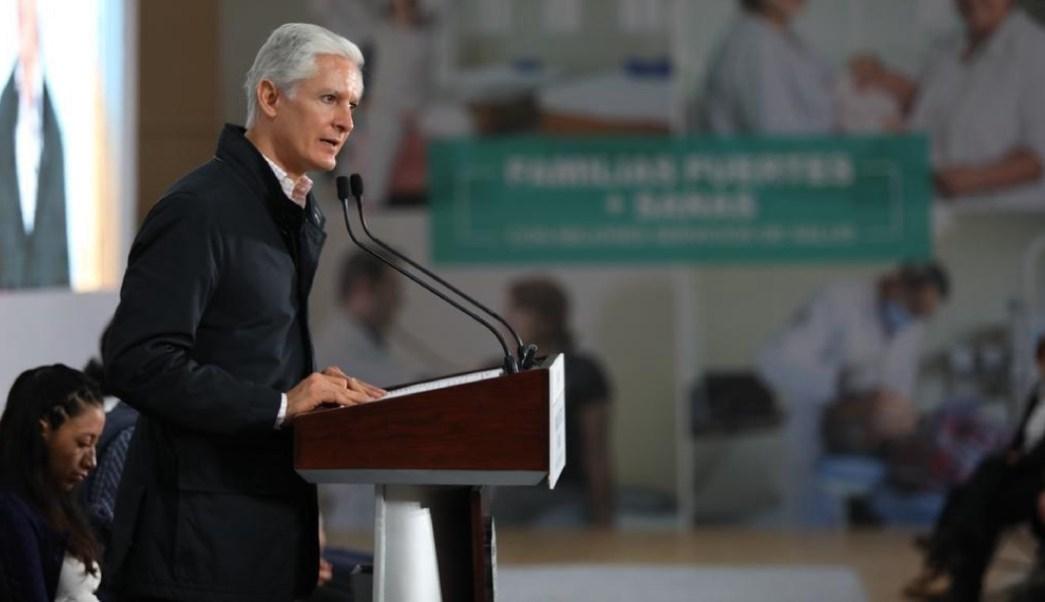 alfredo del mazo gobernador del estado de mexico