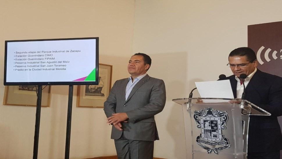 Foto Gobierno de Michoacán vende activos para pagar nómina 10 julio 2019