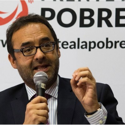 Gonzalo Hernández Licona, destituido del Coneval