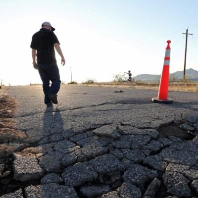 Gobernador de California: Sismo fue una 'llamada de atención'