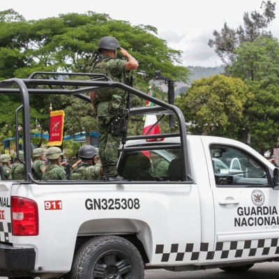 Guardia Nacional inicia operaciones en 24 municipios de Guerrero