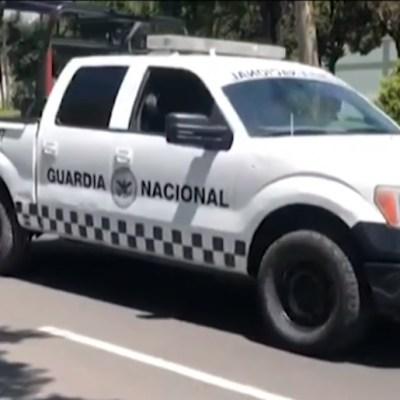 Policías que pasaron a la Guardia Nacional exhiben malas condiciones de unidades