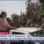 Foto: Guardia Nacional inicia operación en Iztapalapa