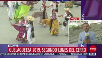 Foto: Guelaguetza 2019 segundo Lunes Cerro