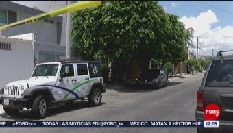 Hallan cuerpo y restos humanos durante cateo en Jalisco