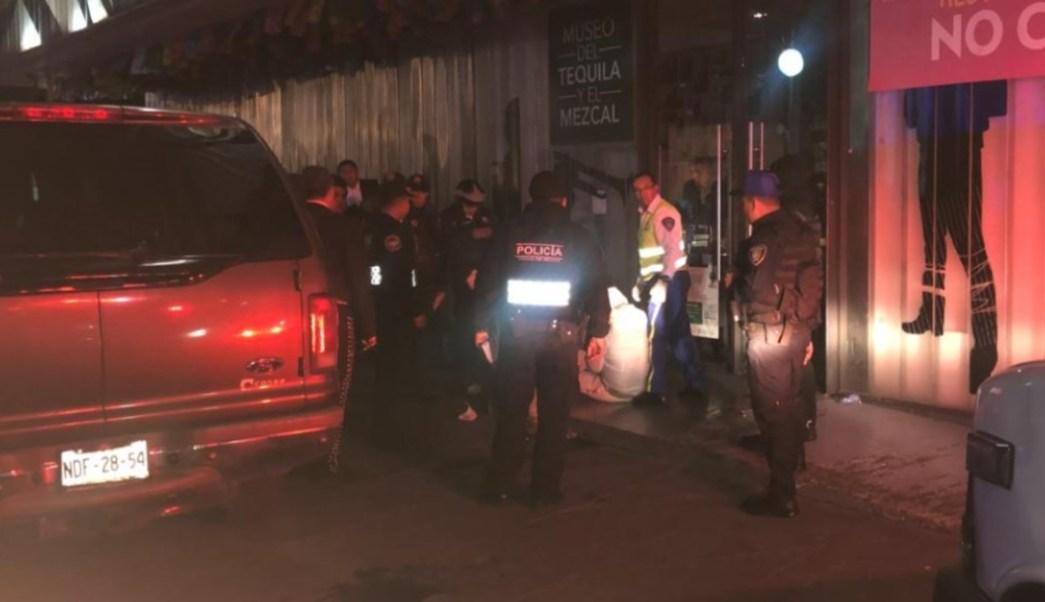 Foto: Hallan toma clandestina de combustible, 23 de julio de 2019, Ciudad de México