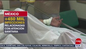 FOTO: Infecciones en hospitales, un riesgo latente