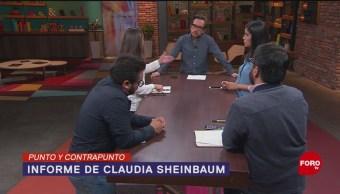 Foto: Informe 200 Días Labores Claudia Sheinbaum Cdmx 22 Julio 2019