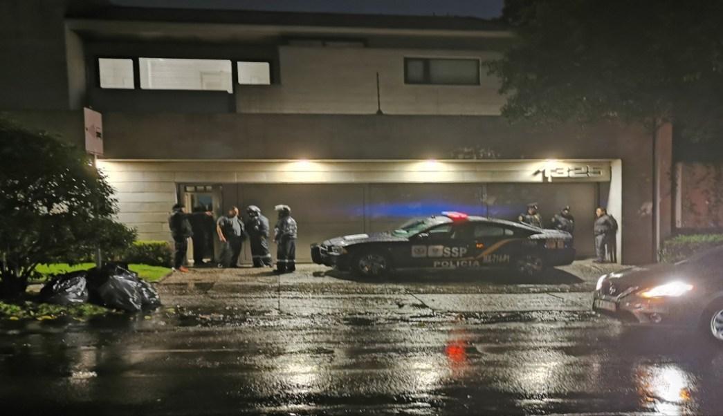 Foto Intentan robar casa de Angélica Rivera 19 julio 2019
