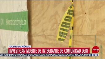 Foto: Investigan homicidio de joven en la Zona Rosa